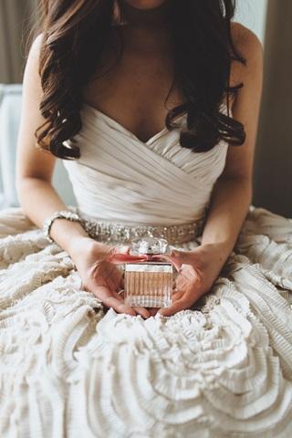 Thế giới nước hoa: Love in white