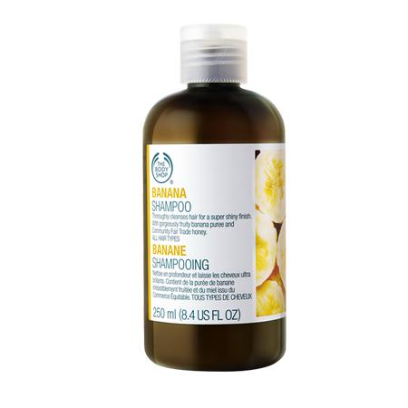 Top dầu gội cho tóc dầu bạn nhất định phải thử - The Body Shop - ELLE VN