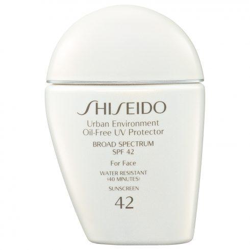 Kem chống nắng nào tốt cho da nhờn? Shiseido - ELLE VN