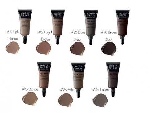 8 sản phẩm vẽ chân mày được tín đồ làm đẹp ưa chuộng nhất - Makeup Forever