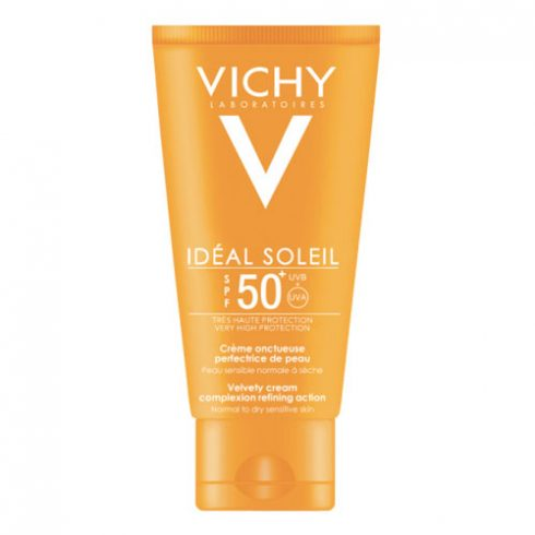 Kem chống nắng nào tốt cho da nhờn? Vichy - ELLE VN