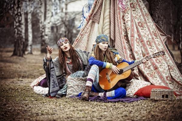 Những cô nàng sinh ra từ nơi đồng cỏ.
