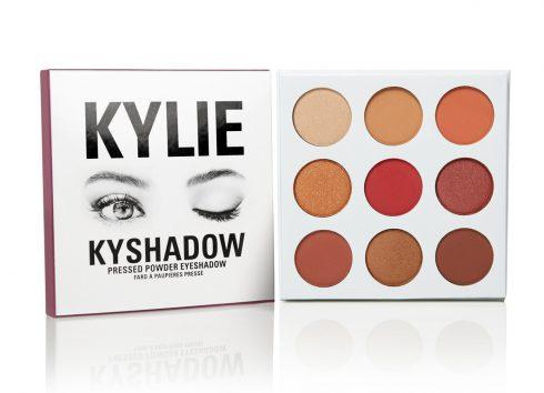 Trang điểm mắt Kylie Jenner