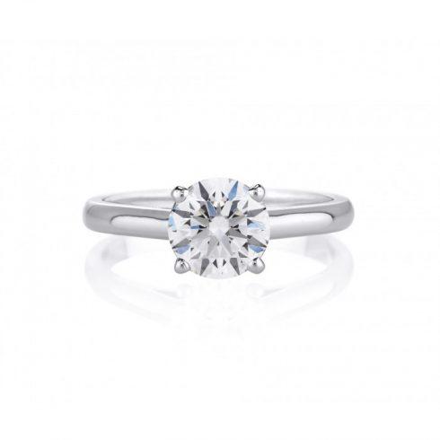 Các mẫu nhẫn kim cương đẹp DeBeers