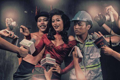 Góc phố danh vọng sẽ trở lại với khán giả Hà Nội vào 7 đêm trong tháng 11.2016