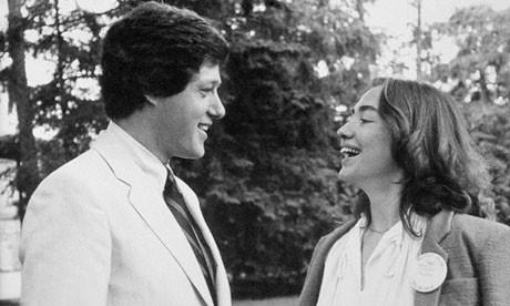 Chuyện tình cặp đôi Clinton - 01