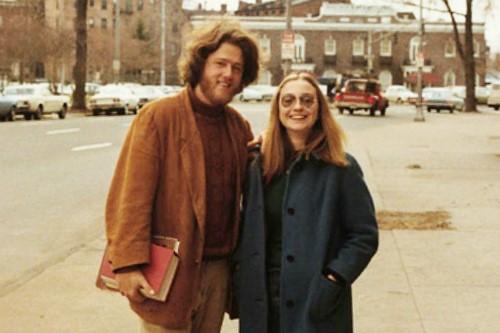 Chuyện tình cặp đôi Clinton - 02