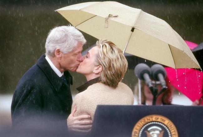 Chuyện tình cặp đôi Clinton - 07