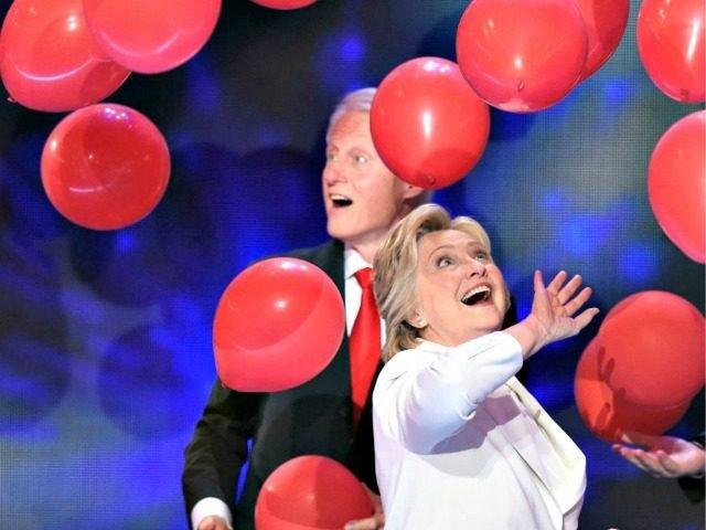 Chuyện tình cặp đôi Clinton - 09
