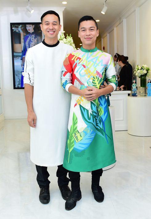 Adrian Anh Tuấn và Sơn Đoàn