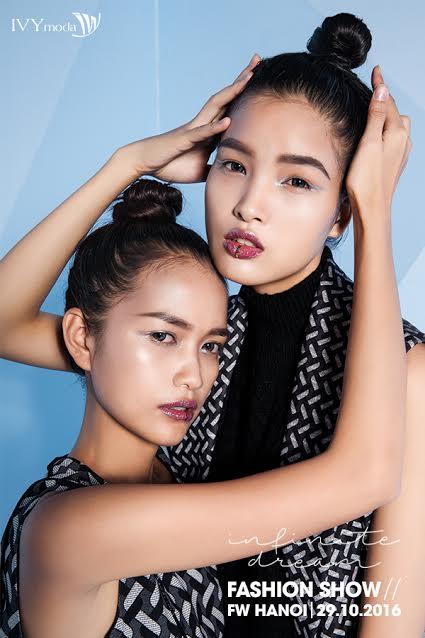 Chủ đề Infinite Dream trong BST Thu-Đông 2016 IVY moda