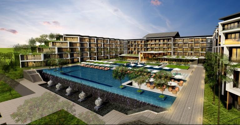 Khu nghỉ dưỡng Novotel Phú Quốc chính thức nhận xếp hạng năm sao - 02