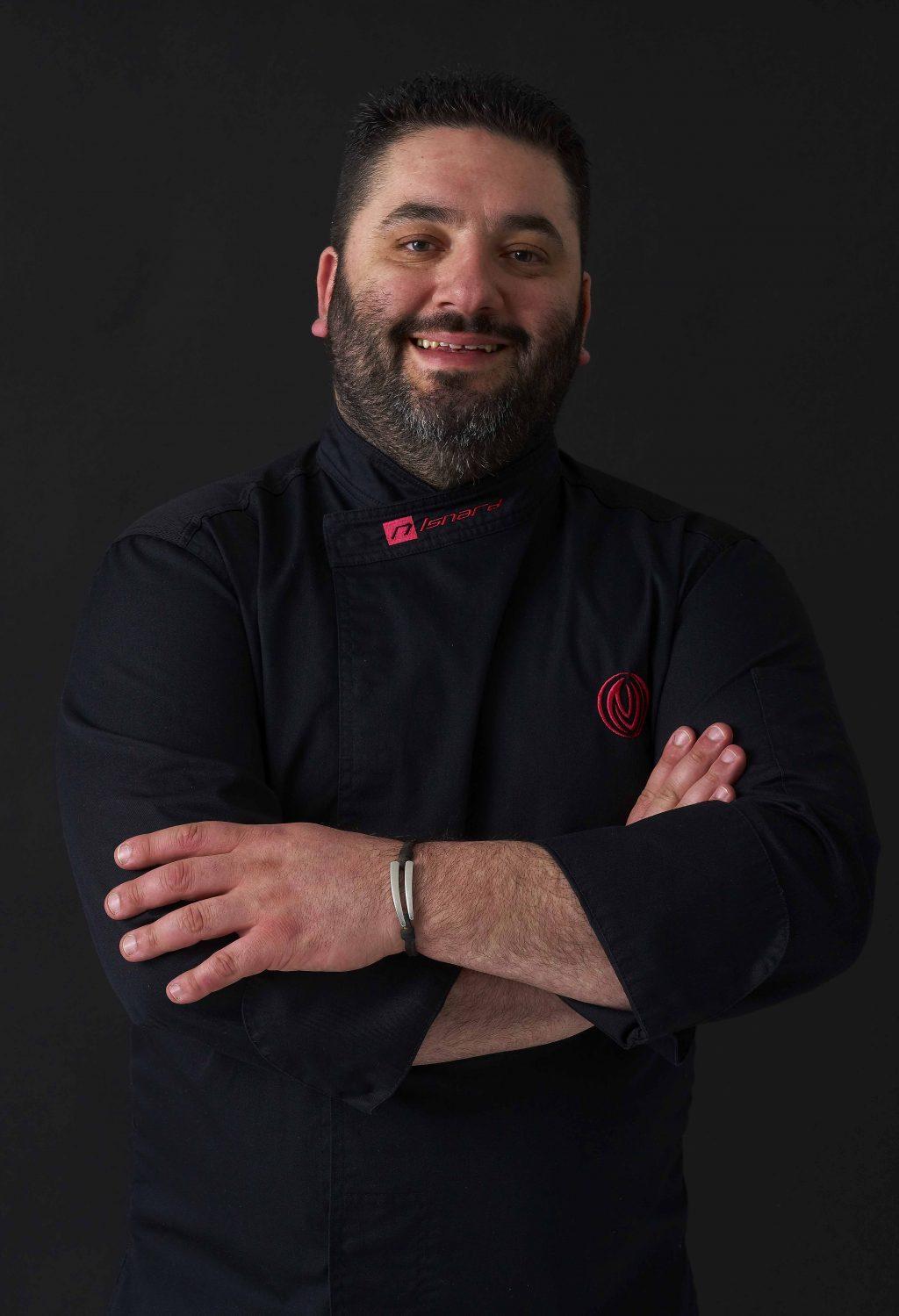 HÔTEL DES ARTS SAIGON chào đón đầu bếp sao Michelin Nicolas Isnard - 03
