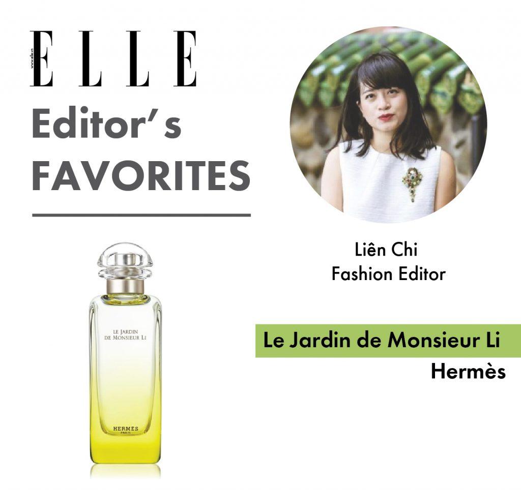 Top nước hoa yêu thích từ ban biên tập ELLE Việt Nam