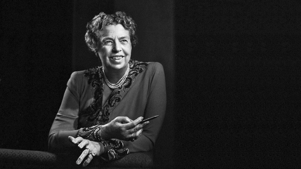 Đệ nhất Phu nhân Eleanor Roosevelt