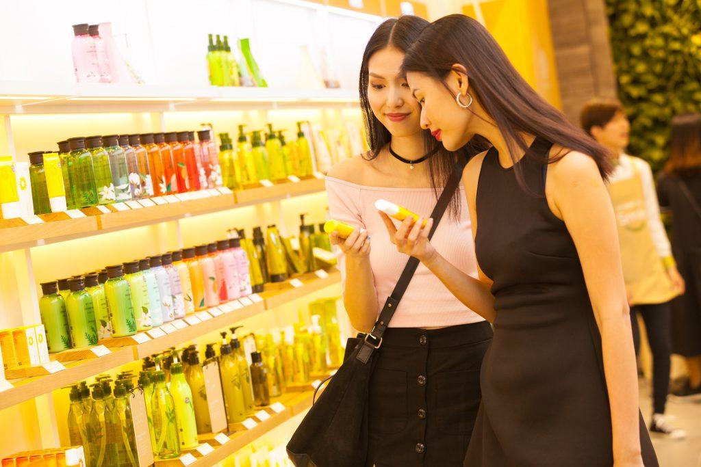 Khai trương cửa hàng thương hiệu mỹ phẩm Innisfree - 011