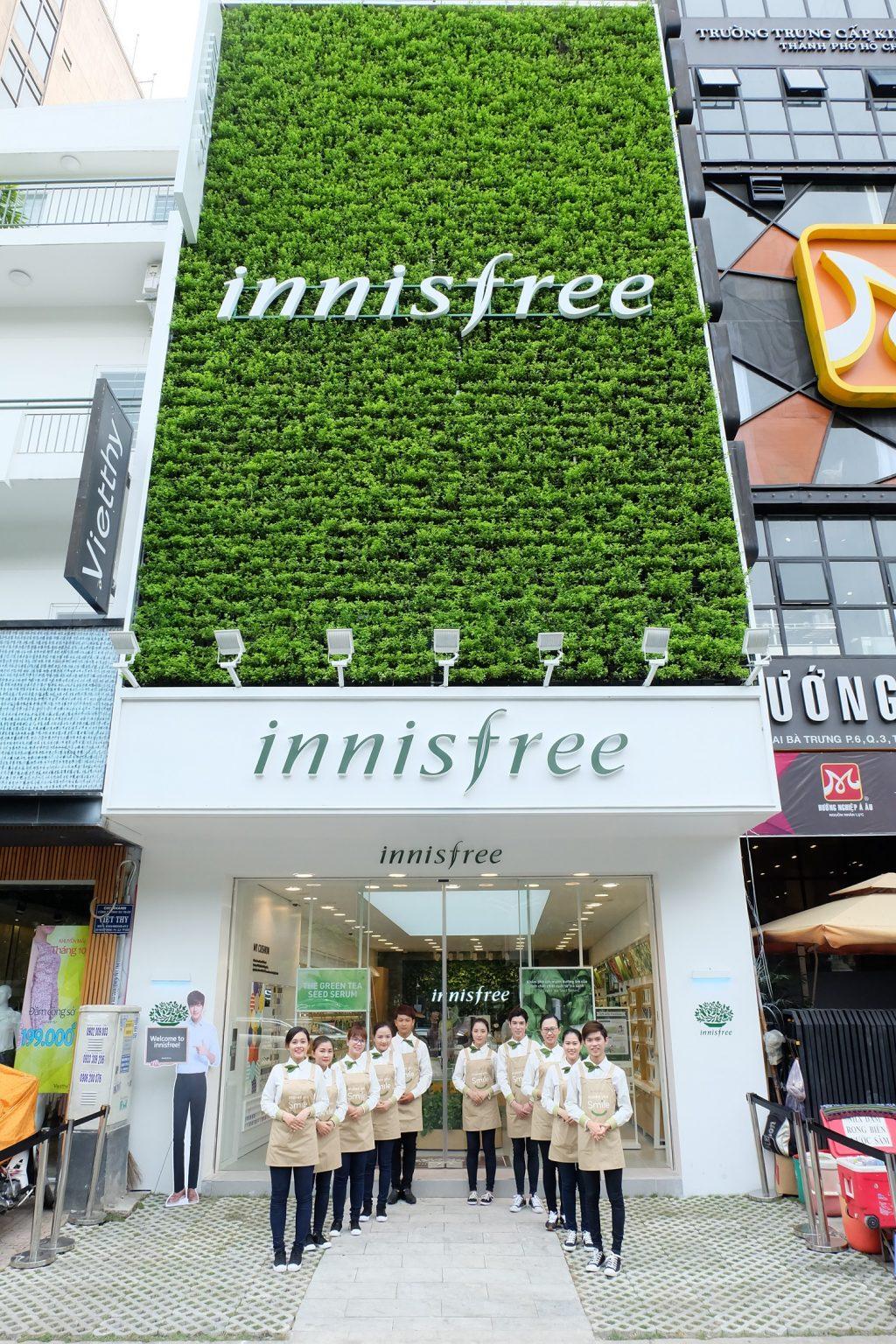 Khai trương cửa hàng thương hiệu mỹ phẩm Innisfree - 05