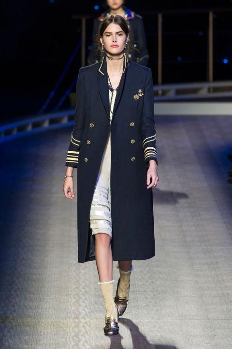 áo khoác nữ của tommy hilfiger