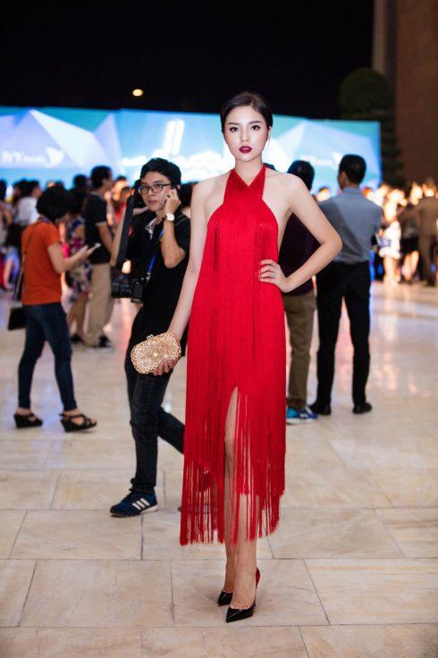 Hoa Hậu Kỳ Duyên tại sự kiện Ivy Moda