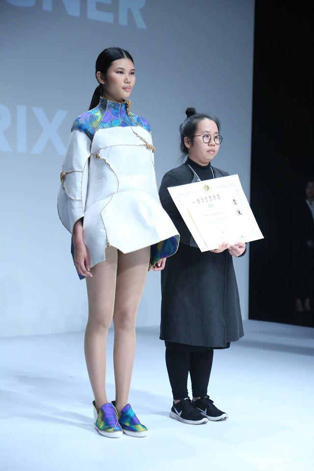 Phan Thị Cẩm Tú - NTK Việt Nam đầu tiên chinh phục Tokyo New Designer Fashion Grand Prix