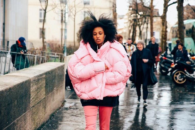 áo khoác nữ - áo phao