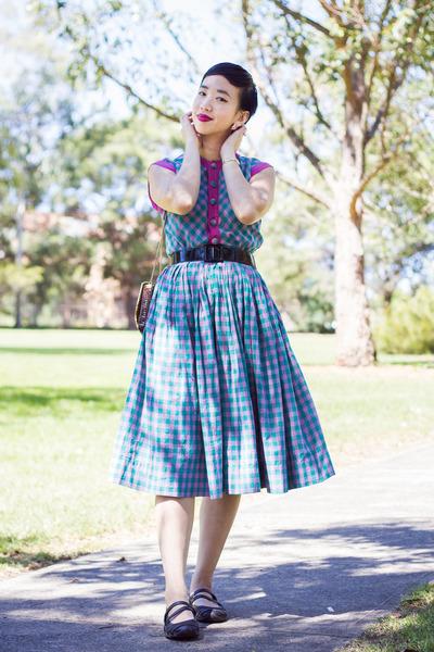Phong cách thời trang vintage - ELLE VN