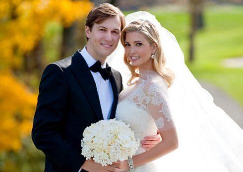 Ivanka Trump và chồng