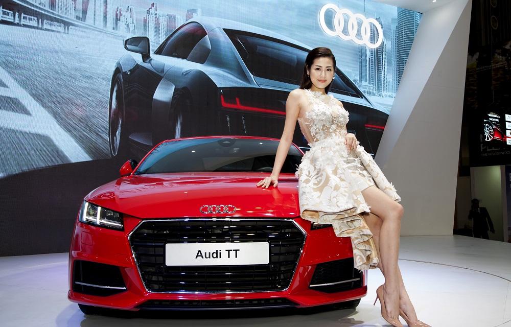 Triển lãm ô tô Audi - 01