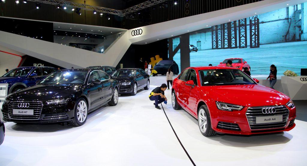 Triển lãm ô tô Audi - 10
