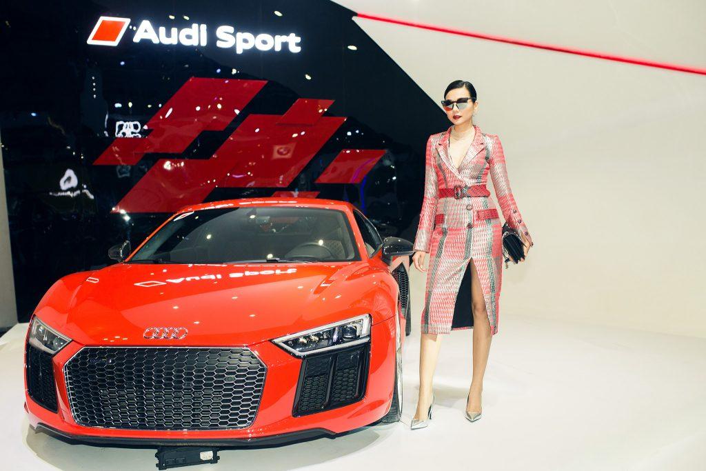 Triển lãm ô tô Audi - 12