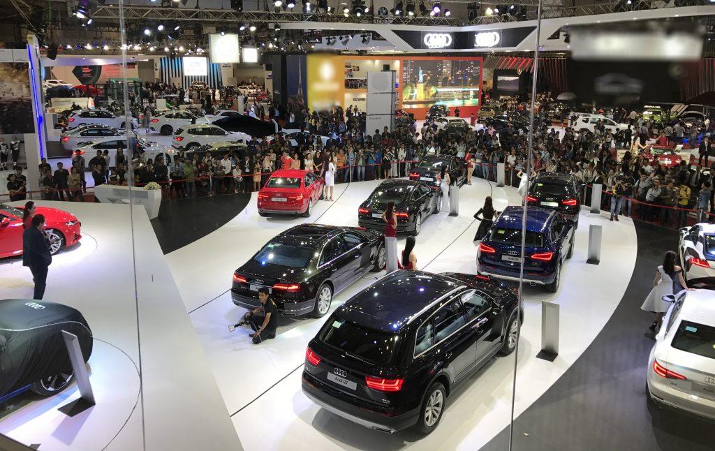 Triển lãm ô tô Audi - 08