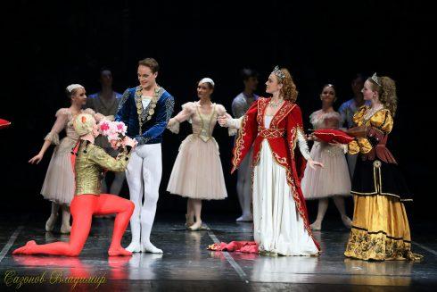 Vở kịch được dựng dựa trên những truyện cổ tích Nga cũng như một truyền thuyết xa xưa của Đức.
