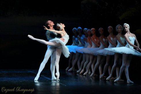 Hồ Thiên Nga là vở ballet kinh điển của thế giới