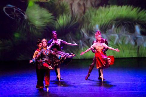 Vở Kẹp Hạt Dẻ sẽ được trình diễn một đêm duy nhất tại Trung tâm Hội nghị Quốc Gia, Hà Nội vào ngày 3/12.