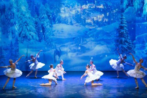 Kẹp Hạt Dẻ là vở Ballet được mong chờ nhiều nhất mỗi dịp Giáng sinh.