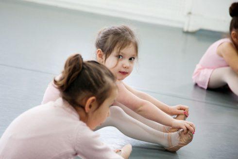 Những tài năng ballet nhí
