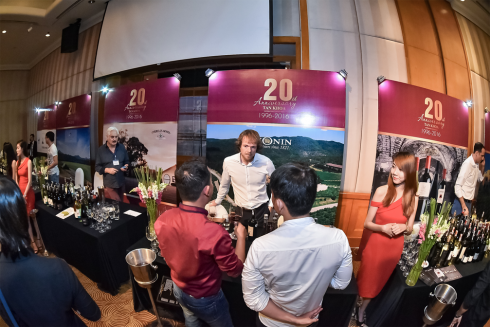 30 nhà cung cấp thức uống nổi tiếng có mặt trong chuỗi kỷ niệm 20 năm thành lập công ty Tấn Khoa
