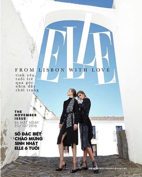 hình do độc giả ELLE đăng trên instagram với hashtag ELLEVietnam