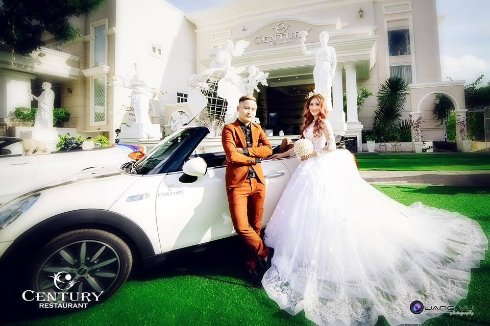 Chọn xe cưới phong cách quý tộc MINI Anh Quốc - 01