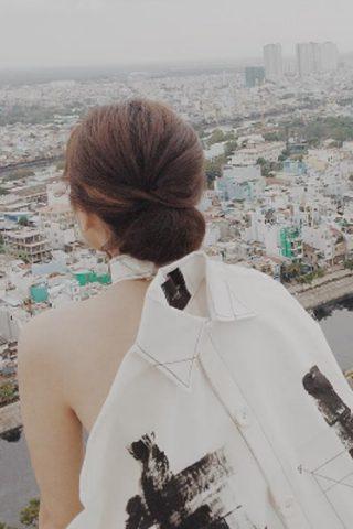 instagram@nhanhuynh080 - Shooting for ELLEVietnam