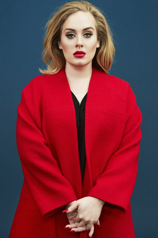 Adele và cuộc sống sau ánh đèn sân khấu