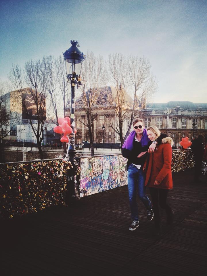 Những cây cầu ở Paris - 01