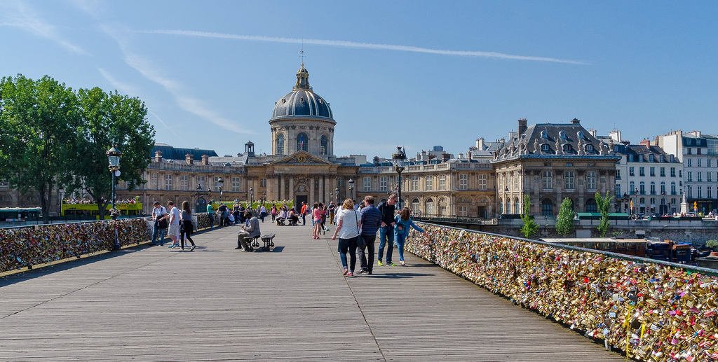 Những cây cầu ở Paris - 02