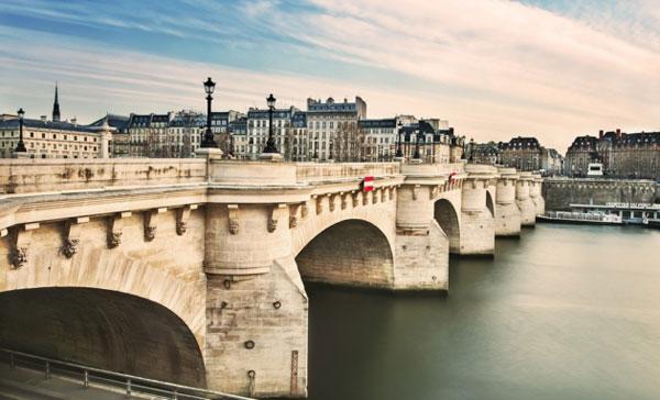 Những cây cầu ở Paris - 03