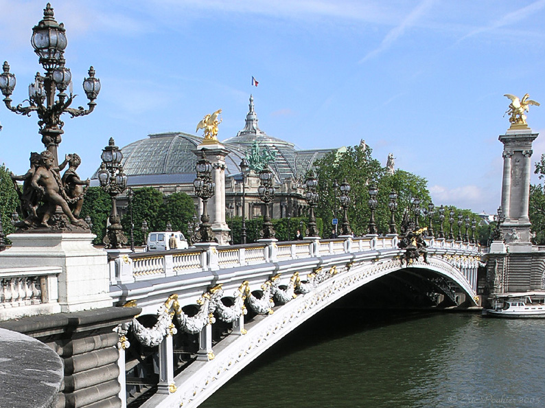 Những cây cầu ở Paris - 04