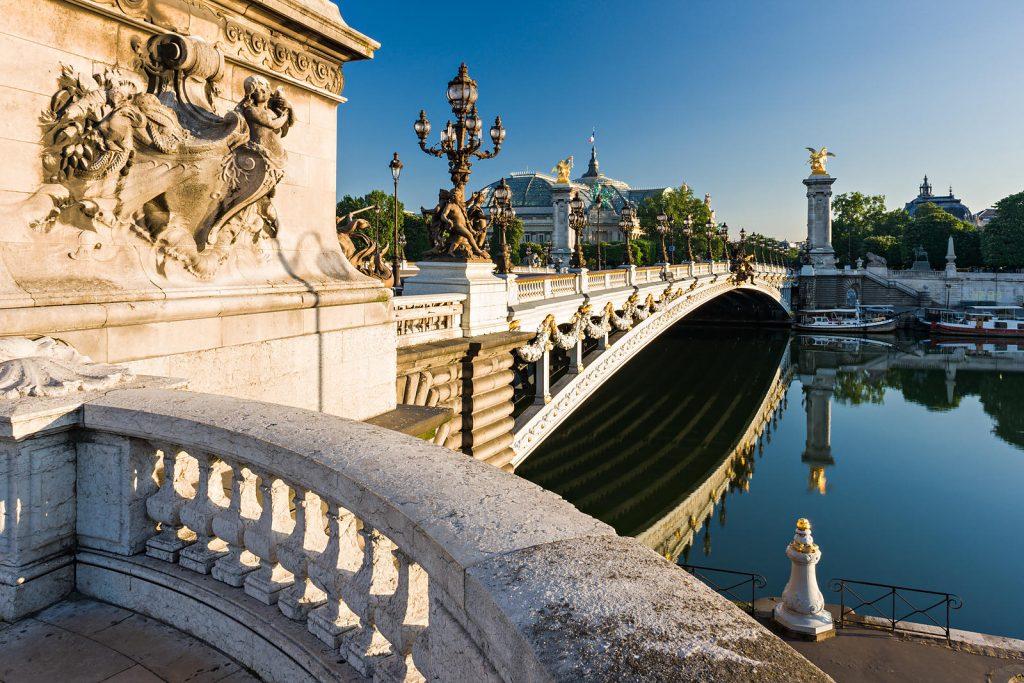 Những cây cầu ở Paris - 05