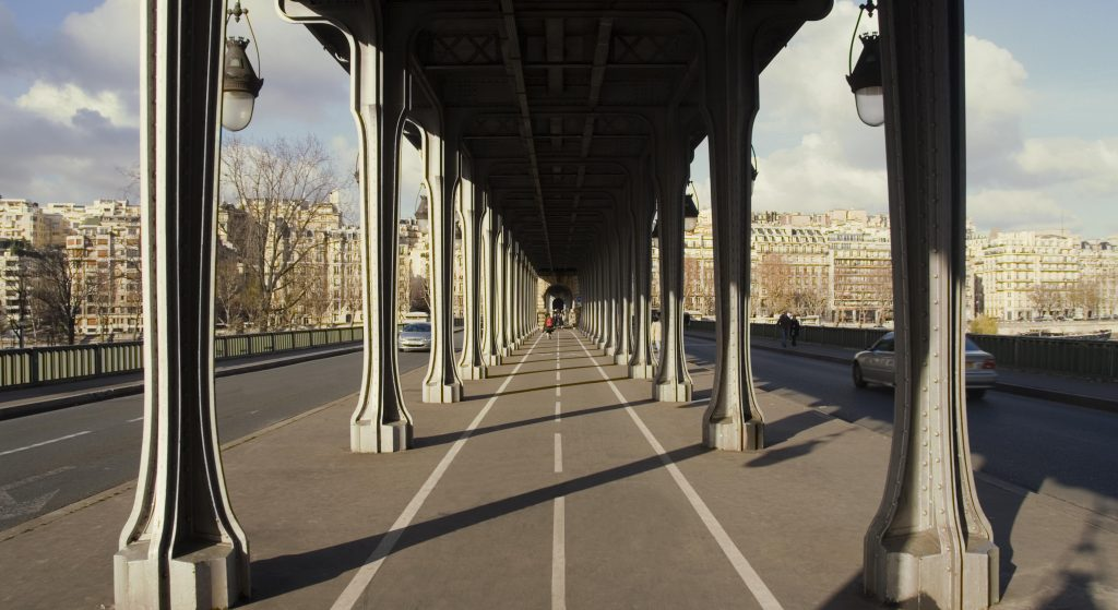 Những cây cầu ở Paris - 06