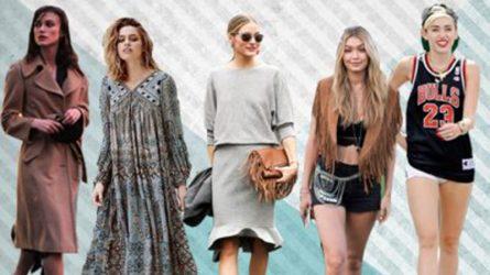 Các phong cách thời trang cơ bản bạn nên biết