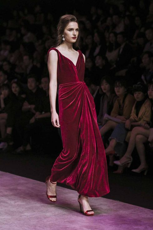 BST thời trang Thu-Đông 2016 của NTK Giao Linh