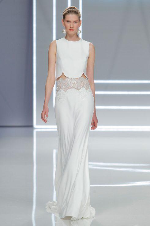 váy cưới đẹp của Rosa Clara